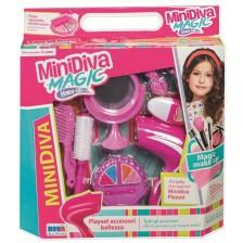 Игрален комплект за красота RS Toys - Mini Diva, асортимент -1