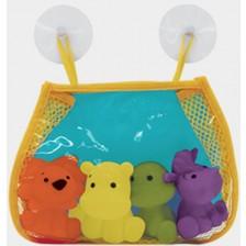 Играчки за баня Ludi - Диви животни -1