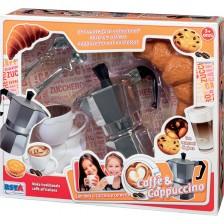 Игрален комплект RS Toys Caffe & Cappuccino - Сет за кафе -1