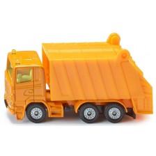 Метална количка Siku Super - Камион за събиране на смет -1