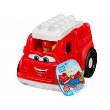 Игрален комплект Mega Bloks - Пожарен камион -1