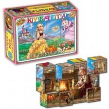 Игра с кубчета - Пепеляшка, 12 броя -1