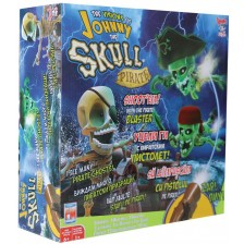 Игрален комплект - Пиратските приключения на Джони Черепа -1