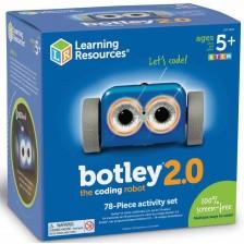 Игрален комплект Learning Resources - Робот Botley 2.0 -1