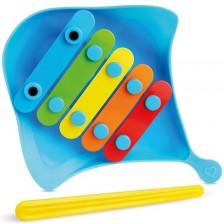 Играчка за баня Munchkin - Скат ксилофон -1