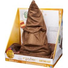 Интерактивна играчка Spin Master Harry Potter - Разпределителната шапка -1