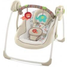Електрическа бебешка люлка Ingenuity - Cozy Kingdom