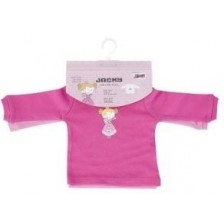 Комплект бебешки блузи Jacky Multipacks - Princess, 2 броя, 74-80 cm -1