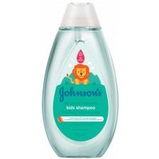 Детски шампоан за лесно разресване Johnson's - No More Tangles, 500 ml -1