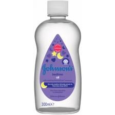 Бебешко олио Johnson's Bedtime, 300 ml  -1