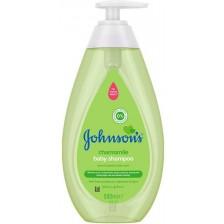 Бебешки шампоан Johnson's - Лайка, 500 ml -1