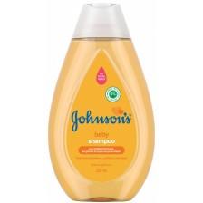 Бебешки шампоан Johnson's, 300 ml -1