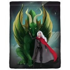 Калъф за книга Dragon treasure - Tame the Beast -1