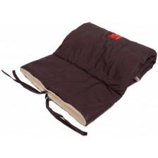 Бебешко одеяло Kaiser Star - Кафяво -1