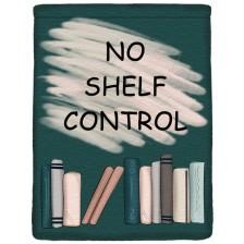 Калъф за книга Dragon treasure - No shelf control -1