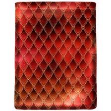 Калъф за книга Dragon treasure - Ruby Red -1