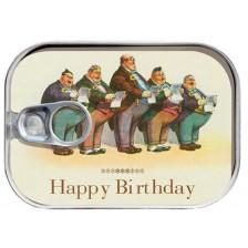 Картичка в консерва  Gespaensterwald  - Happy Birthday Song -1