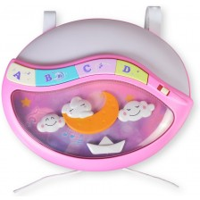 Нощна лампа Kaichi - Dynamic dream, Pink -1