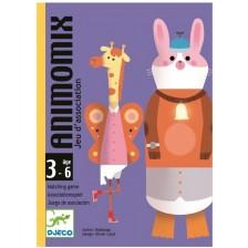 Карти за игра Djeco Animomix -1