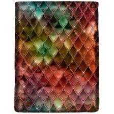 Калъф за книга Dragon treasure - Tourmaline Multicolor -1