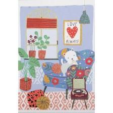 Картичка за рожден ден Busquets - Куче -1