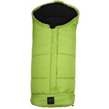 Бебешко чувалче с термовълна Kaiser Iglu - Светло зелено -1