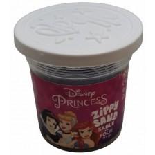 Кинетичен пясък Red Castle - Disney Princess, лилав, 113 g -1
