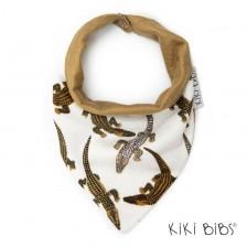 Лигавник-бандана Kiki Bibs - Safari -1