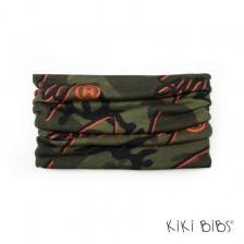 Детски шал-яка Kiki Bibs - Superdry -1