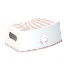 Kikkaboo Степенка Hippo Pink -1