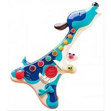 Музикална играчка Battat - Китара, кученце -1
