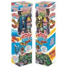 Килимче за игра RS Toys Thunder Class - С кола и аксесоари, асортимент -1