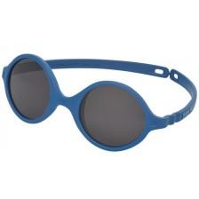 KiETLА Слънчеви очила 0-1 година - Diabola Denim Blue  -1