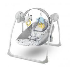 Бебешка люлка 2 в 1 KinderKraft Flo - Мента -1