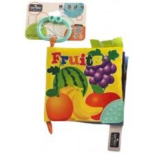 Книжка с плодчета Lorelli -1