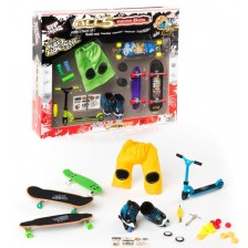 Комплект играчки за пръсти Grip&Trick -1
