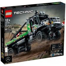 Конструктор Lego Technic - Камион 4x4 Mercedes Benz Zetros (42129) -1