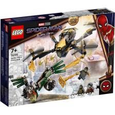 Конструктор Lego Marvel Super Heroes - Гориво за дрона на Spider-Man (76195) -1