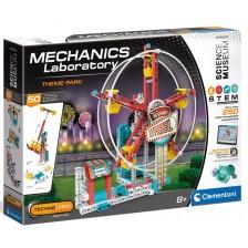 Конструктор Clementoni Mechanics Laboratory - Лунапарк, 250 части -1