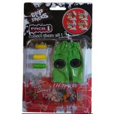 Комплект играчки за пръсти Grip&Trick - Long Board, боксьор -1