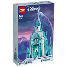 Конструктор Lego Disney Princess - Ледения замък на Елза (43197) -1