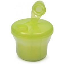 Контейнер за адаптирано мляко Cangaroo, зелен -1