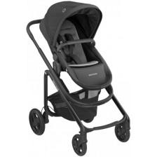 Комбинирана количка Maxi-Cosi - Lila CP, Essential Black -1
