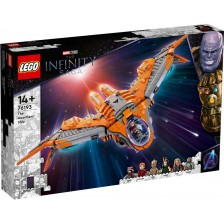 Конструктор Lego Marvel Super Heroes - Корабът на пазителите (76193) -1