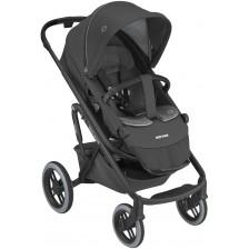 Комбинирана количка Maxi-Cosi - Lila XP, Essential Black -1