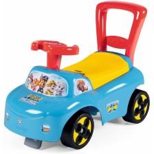 Кола за яздене Smoby - Paw Patrol Auto Ride-On -1
