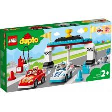 Конструктор Lego Duplo Town - Състезателни коли (10947) -1