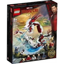 Конструктор Lego Marvel Shang-Chi - Battle at the Ancient Village (76177) -1