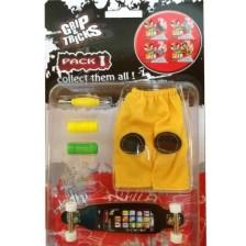 Комплект играчки за пръсти Grip&Trick - Long Board, екран -1