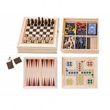 Комплект класически игри Woody -1